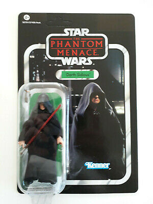 Star Wars The Vintage Collection 2012 THE PHANTOM MENACE VC79 Darth Sidious TOP!