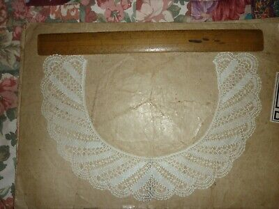 Antique / Vintage Handmade Lace Collars