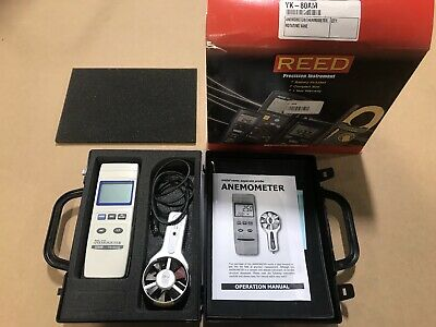 Reed YK-80AM Digital Air Thermometer