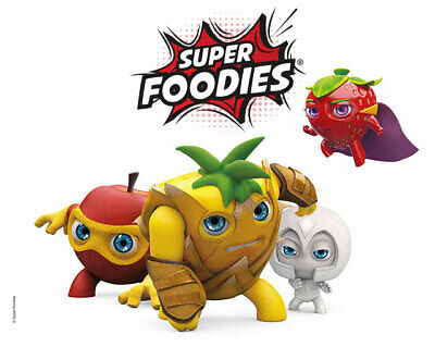 Esselunga SUPER FOODIES 3D - Completa la raccolta - Spedizione low cost
