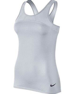 Nike Pro HyperCool Women/'s Training Tank ghost green Large 832060-367 BNWT