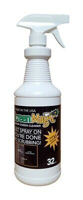 Screen Magic  Window Screen Cleaner  32 oz. Liquid