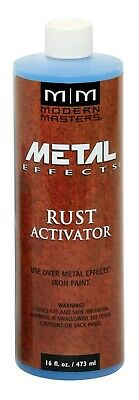 Modern Masters  Metal Effects  Brown/Tan  Rust Activator