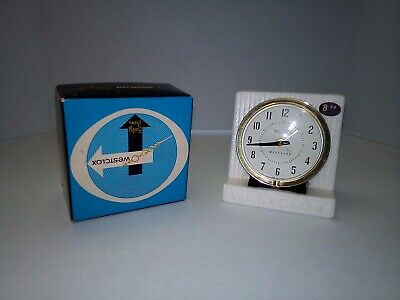 Vintage Westclox Baby Ben 11040 Wind Up Alarm Clock USA w/ Box