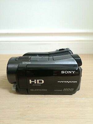 Sony HDR-SR11 Hybrid Handycam Camcorder Excellent condition Fully Loaded Package