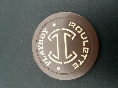 Playboy Club Hotel And Casino Atlantic City Roulette Chip
