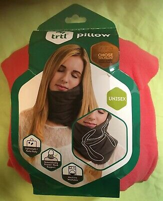 Trtl Pillow - Scientifically Proven Super Soft Neck Support Travel Pillow.