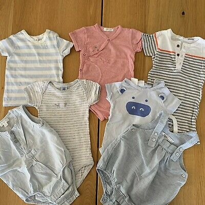 Bulk Baby Clothes Seed, Pure Baby, Bebe Petit Bateau, Emotion & Kids Boys 000
