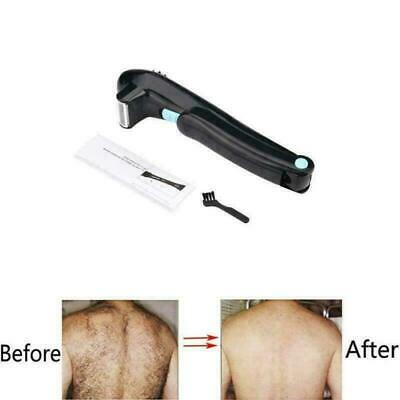 Men's Electric Back Shaver Hair Remover Personal Body Groomer Razor Trimmer