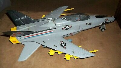 GI Joe A Real American Hero Conquest X-30 with Slipstream
