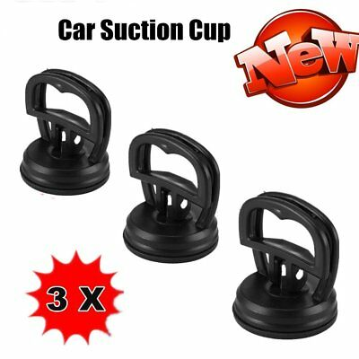 3 x Car Dent Puller Suction Cup Carrier Glass Window Lifter Remover Holder gr