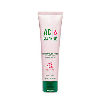 ​ETUDE HOUSE AC Clean Up Pink Powder Mask 100ml