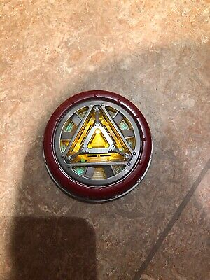 Marvel Iron Man 2 Arc Light Hasbro Avengers Toy 2010