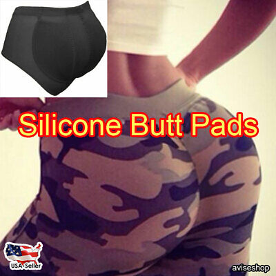 Butt Silicone buttock Pads Enhancer Shaper Big Hip Brief  Panties Tummy Control