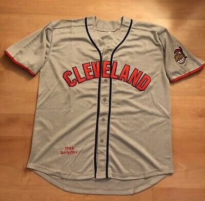 best sneakers 2bbfd 8381b PEDRO CERRANO CLEVELAND Indians Majestic Throwback Baseball ...