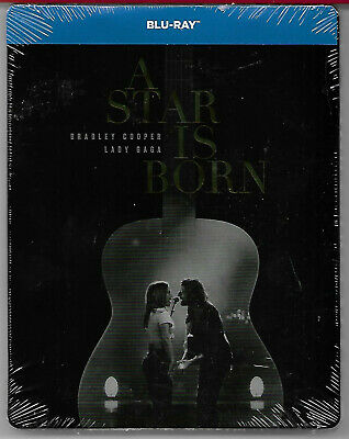 A STAR IS BORN / Blu-Ray Steelbook Neuf sous blister - VF