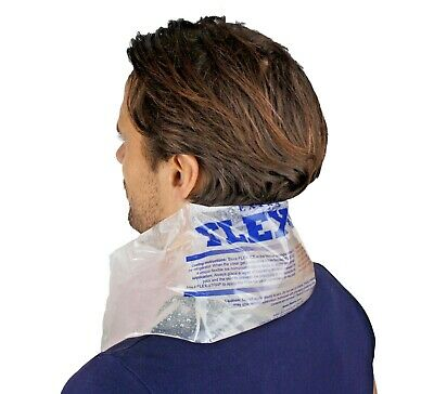 XL Hot and Cold Flex-Ice Gel Pack & Cover / Proven Pain Relief / Microwaveable