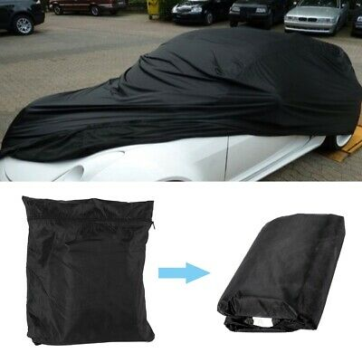 3XXL Full Car Cover Outdoor Waterproof Sun Dust Rain Snow Resistant Protection