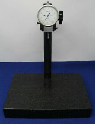 Granite Surface Plate 12x8x2 Height Gauge 12 Black Gage Stand Column Height .001