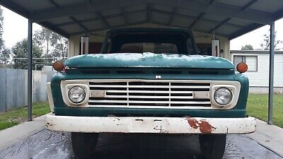 1963 Ford f500 Truck Project Classic Ratrod