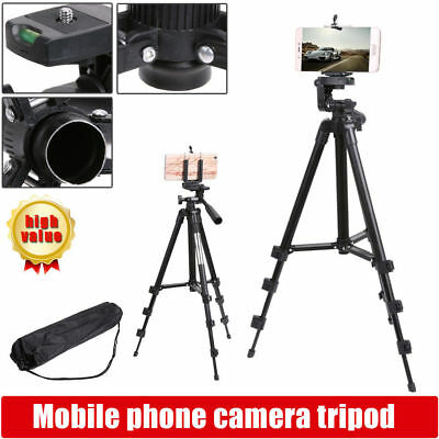 Stretchable Pro Camera Tripod Mount Stand Holder for iPhoneX Samsung Mobile Phon