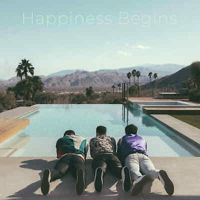 Jonas Brothers - Happiness Begins - CD Album (Pre-Order 7th June 2019) Brand New