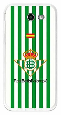 Funda Gel Flexible Real Betis Balompié para Samsung Galaxy J3 2017 - Carcasa