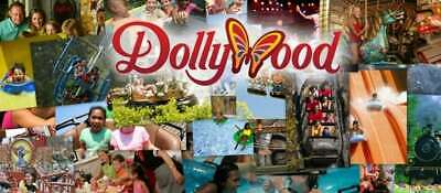 Dollywood Theme Park & Splash Country USA Tickets Promo Discount Tickets Savings