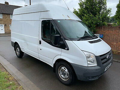 2010 (60) Ford Transit Mwb High Roof,One Owner Full Service No Reserve!
