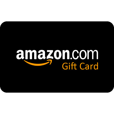 $15 AMAZON Gift card (Print out delivery)