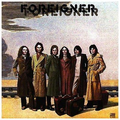 Foreigner [Bonus Tracks] [Remaster] by Foreigner (CD, Apr-2002, Rhino (Label))