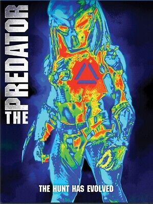 The Predator 2018 DVD. New with free postage.