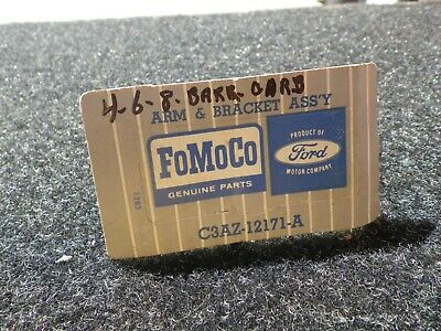 NOS 1963 1964 FORD GALAXIE C3AZ-12171-A  427 Transistorized Ignition Points