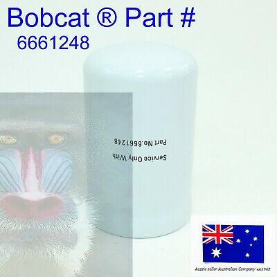 Bobcat HYDRAULIC OIL FILTER 6661248 665336 883 943 953 A220 A300 S100 S130 S150
