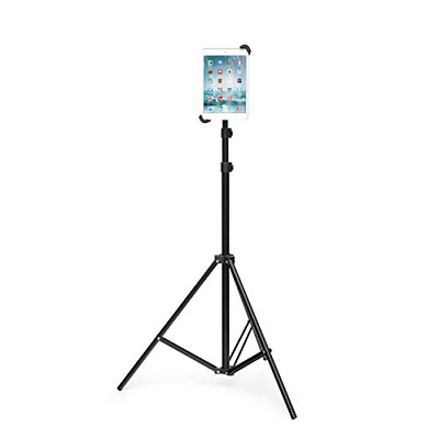GRIFITI Nootle Large Universal Tablet Mount Adjustable Stand, Mini Ball Head, to