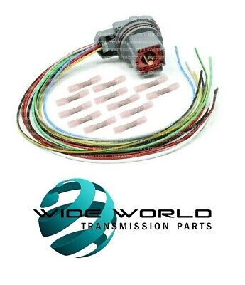 wiring harness pigtail repair kit, for ford 5r55w 5r55s transmission (2002 -up)
