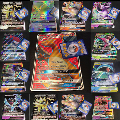 5 Oversized Jumbo Pokemon Cards in 5 TOP LOADERS! EX GX Legendary NO DUPLICATES!