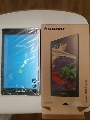 Lenovo Tab 2 A8-50, 8-inch LED 1GHz 2GB 16GB Android 6 Wi-Fi Tablet - Brand New