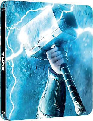 Thor 3-Movie Collection - Limited Edition Steelbook (Blu-ray) BRAND NEW!!