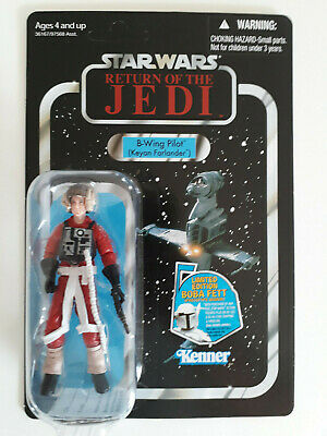 STAR WARS The Vintage Collection 2011 RETURN OF THE JEDI VC63 B-WING PILOT NEU!