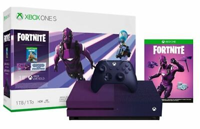 Microsoft Xbox One S Fortnite Battle Royale Special Edition 1TB
