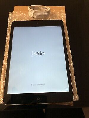 Apple iPad mini 1st Gen. 16GB, Wi-Fi, 7.9in - Black & Slate *9