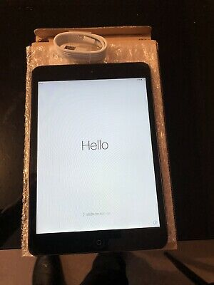Apple iPad mini 1st Gen. 16GB, Wi-Fi, 7.9in - Black & Slate *12