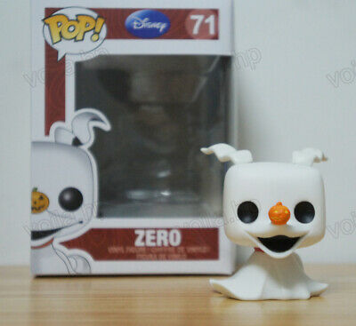 The Nightmare Before Christmas Movie Toy -  Dog Zero #71 PVC Figure With Pop Box