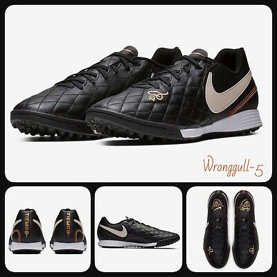 super popular 065ba 3a4d9 NIKE TIEMPO LEGEND 7 Ronaldinho 10R Turf Football Shoe UK 8.5, EU 43,  AQ2218-027