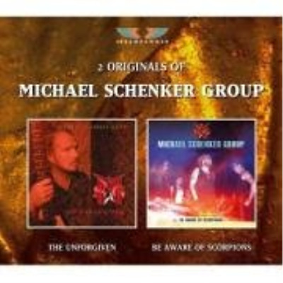 The Michael Schenker Group-Unforgiven, the and Be Aware of Scorpions CD NEU