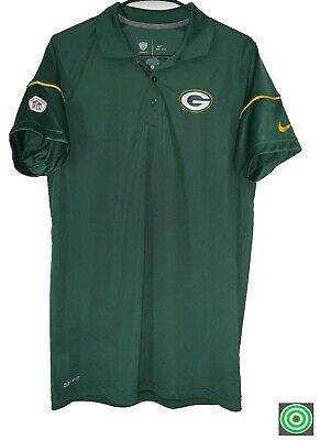 8639aa64 GREEN BAY PACKERS Nike Men's Evergreen Performance Polo New - $31.99 ...