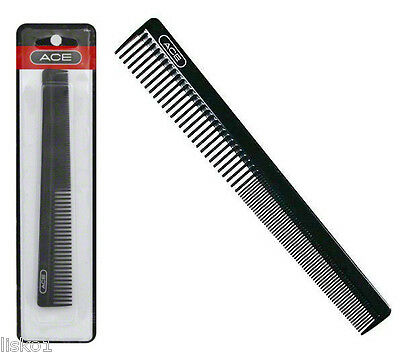 "Ace 7"" Barber Cutting Hair Comb Hard Plastic 1 - comb #61886"