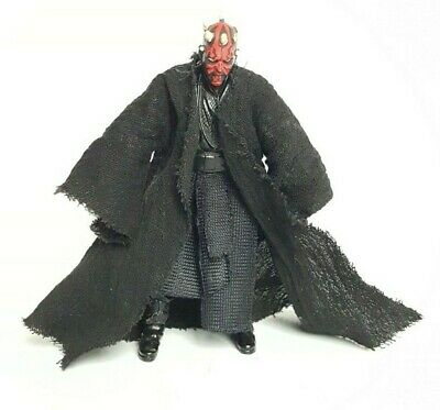 "Star Wars Basic Guc ""Darth Maul"" Incomplete 3.75 Inch Figure"