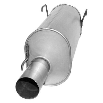 AP Exhaust 700195 Direct Fit MSL Maximum Oval Muffler for Dodge B150//B1500//B250